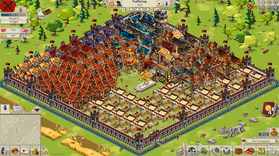 Spiel Empire
